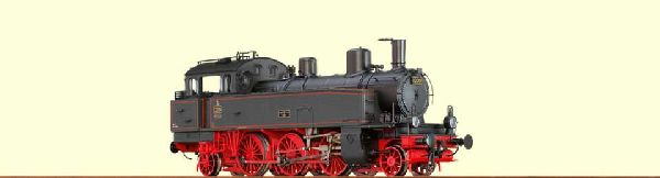 Brawa 40182 DC Steam Locomotive T5 KWStE