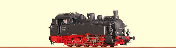 Brawa 40311 AC Steam Locomotive BR 941 DRG