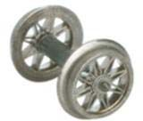 Brawa 2183 Set of Disk Wheels