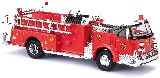 Busch 46030 Lafrance Pump Cart Open Fire Department
