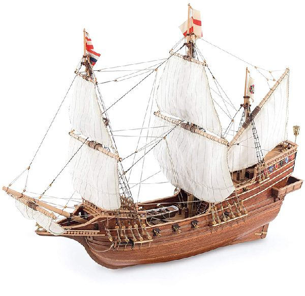 Constructo 80844 The Golden Hind Sir Francis Drake Ship