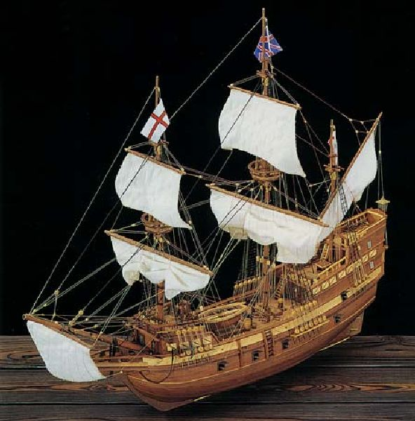 Constructo 80819 1-65 Mayflower Kit