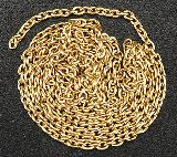 Constructo 80027 Chain Brass 25mm 1 meter