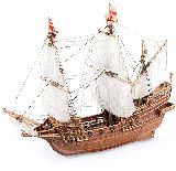 Constructo 80844 The Golden Hind - Sir Francis Drake Ship