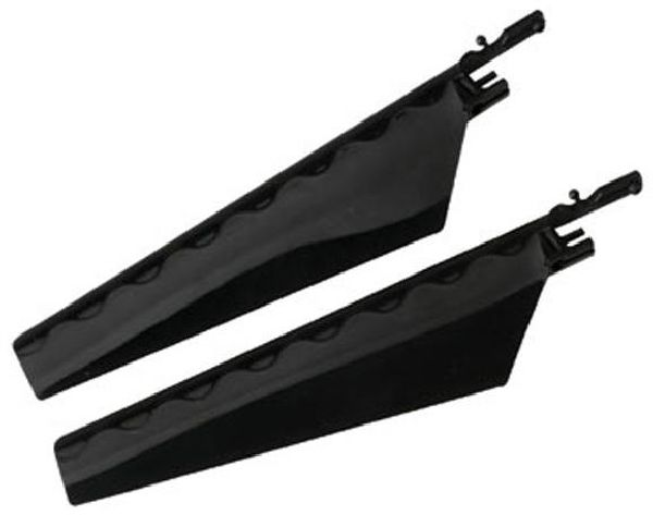 E-Flite 2220 Lower Main Blade Set 1 Pair for Blade mCX