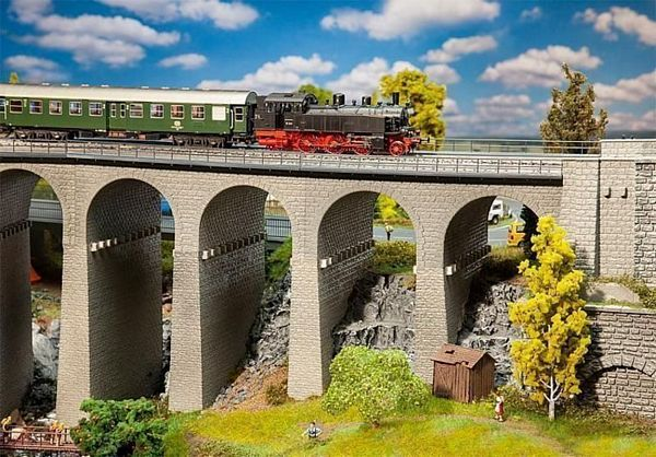 Faller 120465 Viaduct Set Two Track