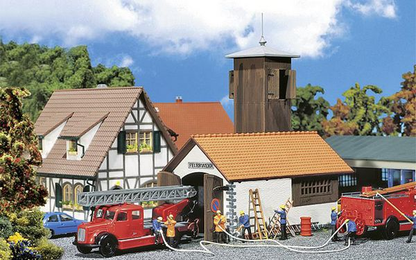 Faller 131240 Fire-engine house