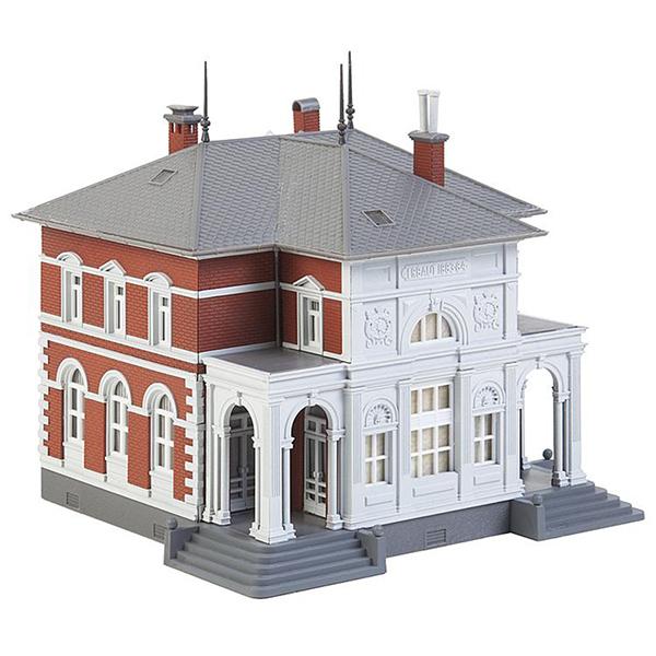 Faller 120211 Trackside Buildings 3//HO Scale Building Kit
