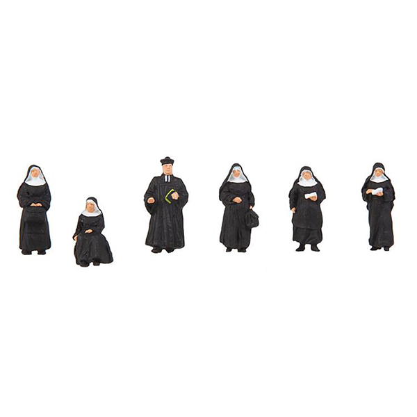 Faller 155360 Nuns and Parson