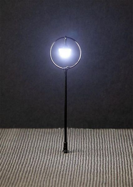 Faller 180205 LED Park Lighting Suspended Ball Lamp