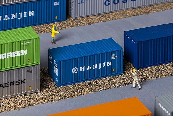 Faller 180825 20ft Container HANJIN