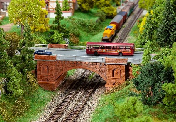 Faller 222572 Rail-Road Bridge