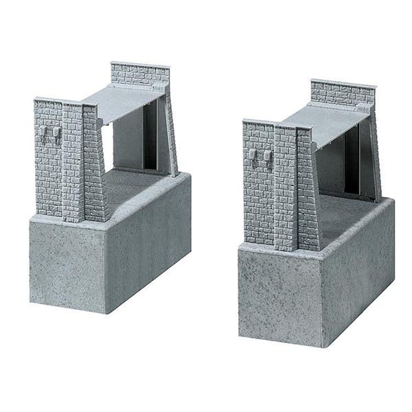 Faller 120489 Bridge parapet Set