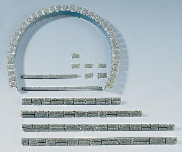 Faller 120550 Tunnel facing strips