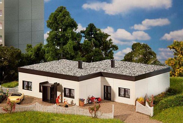 faller 130199 flat roof bungalow. Black Bedroom Furniture Sets. Home Design Ideas