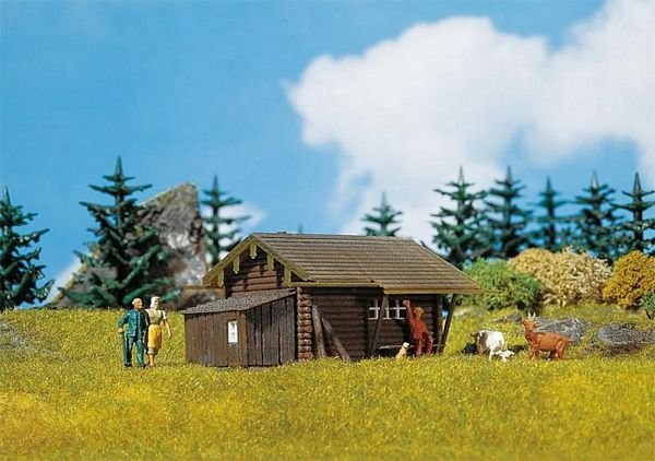Faller 130293 Forest log cabin