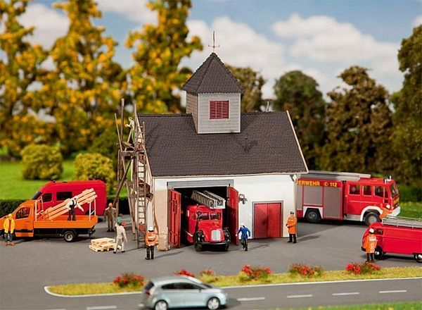 Faller 130336 Country style fire department