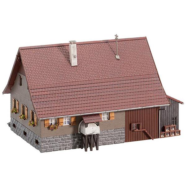 faller 130536 small farmhouse. Black Bedroom Furniture Sets. Home Design Ideas