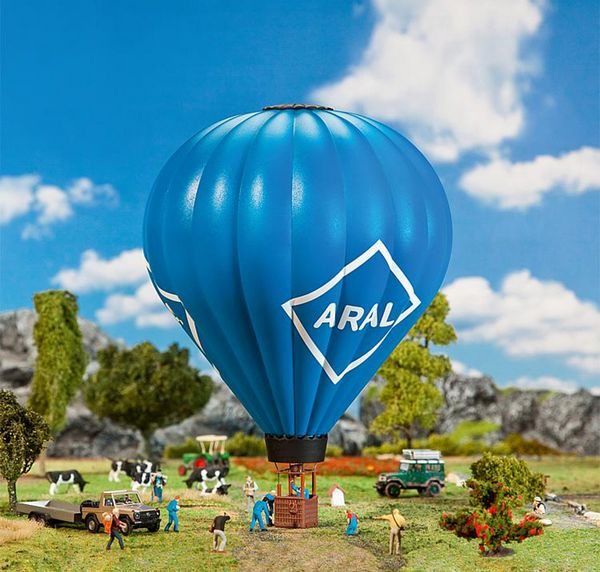 Faller 131001 Hot air balloon with gas flame
