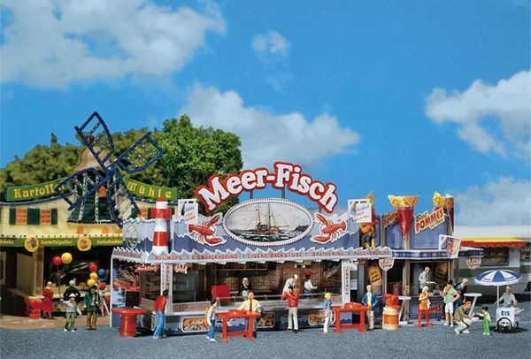 Faller 140445 Sea Fish fairground booth