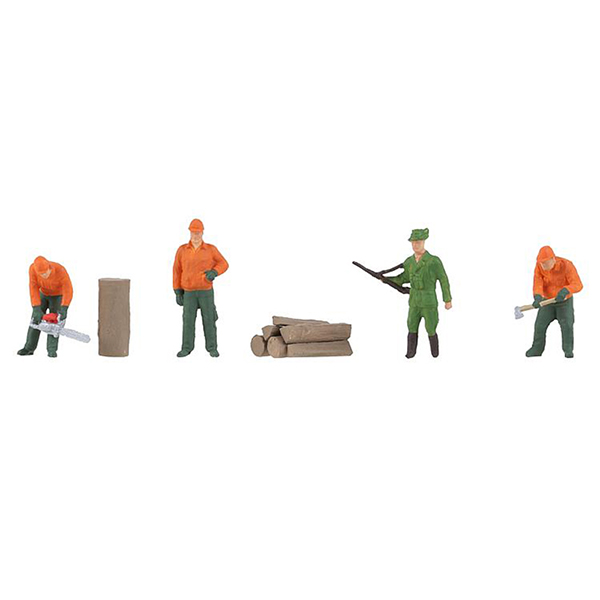 Faller 150935 Forestry workers