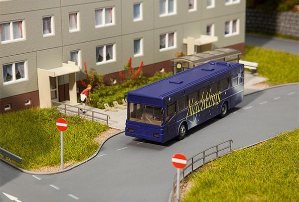 Faller 161499 Car System Start Set Night Bus