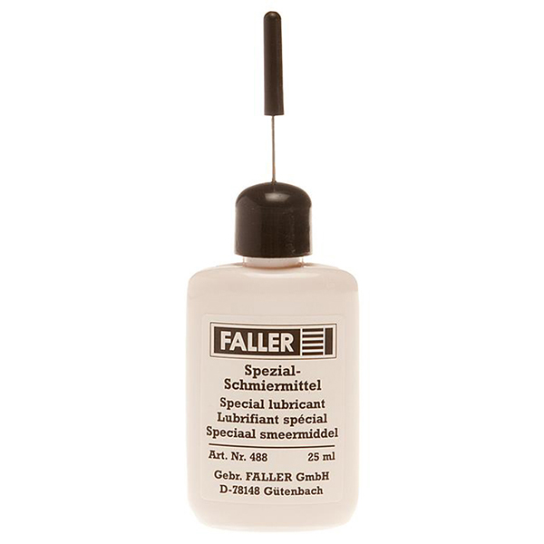 Faller 170488 Teflon lubricant needle applicator 25 ml