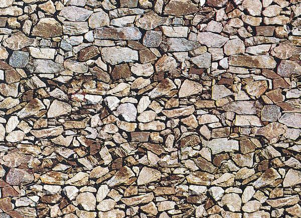 Faller 170610 Wall panel Natural stone monzonite