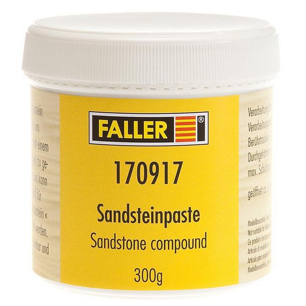 Faller 170917 Stone paste 300g natural stone