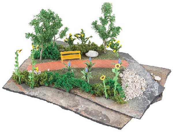 Faller 181111 Do it yourself Minidiorama Park
