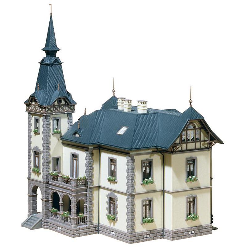 FALLER Villa Model Kit I HO Gauge 130364