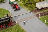 Faller 120243 Unprotected Level Crossing HO Gauge