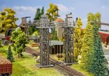 Faller 120284 Double Sanding Tower HO Gauge