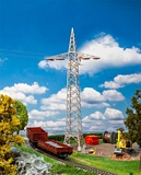 Faller 120377 2 Railway electricity pylons