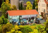 Faller 130514 Ice Cream Parlour HO Gauge