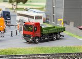 Faller 161481 Lorry MB Actros L02 Rolloff Container