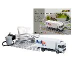 Faller 161488 Car System Start-Set MB Atego Lorry FedEx