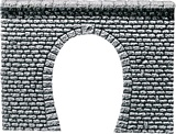 Faller 170880 Decorative sheet tunnel portal Pros, Natural stone ashlars