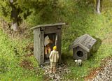 Faller 180396 Small Toilet with Servo HO Gauge