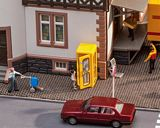 Faller 180955 Bundespost Telephone Booth