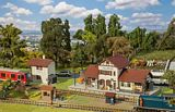 Faller 190287 Talheim Railway Station Set
