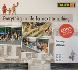 Faller 191511 Action Theme City