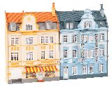 Faller 191757 2 Urban Relief Houses 3 Storeys
