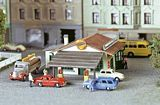 Faller 232542 Shell Gas Station