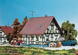 Faller 130221 Half timbered one family house