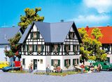 Faller 130259 Half timbered two family house