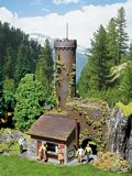 Faller 130291 Castle observation tower