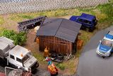 Faller 130524 Shed with Accessories