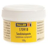 Faller 170918 Stone paste 100g light brown