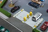 Faller 180371 Automated parking barriers